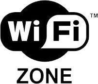 "<h1 style=""color:#855235"">Free WIFI service</h1>"